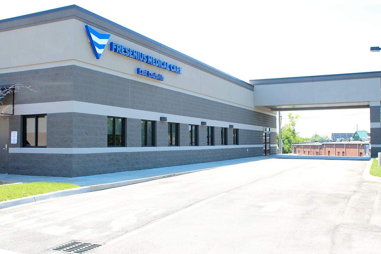 Fresenius Medical Care Prodigy Construction
