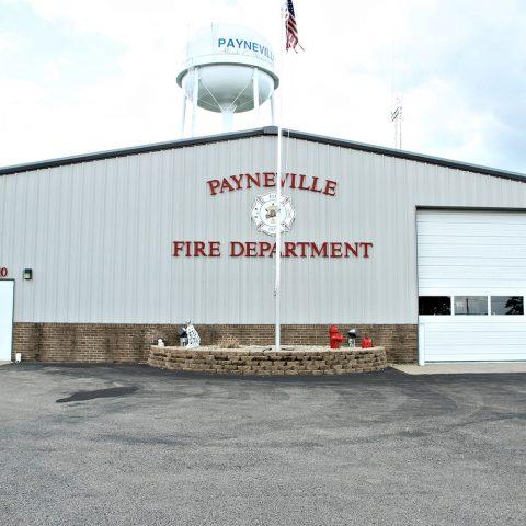 Payneville Firehouse