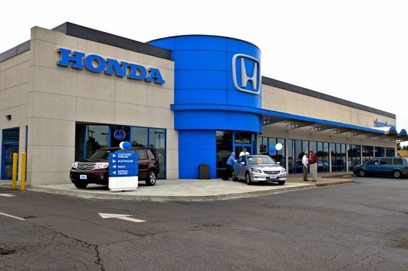 Sam Swope Honda >> Sam Swope Honda Prodigy Construction