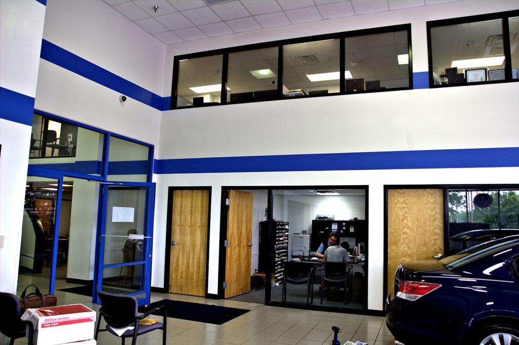 Sam Swope Honda >> oldai-sam-swope-honda-addition-louisville-ky-4 | Prodigy Construction