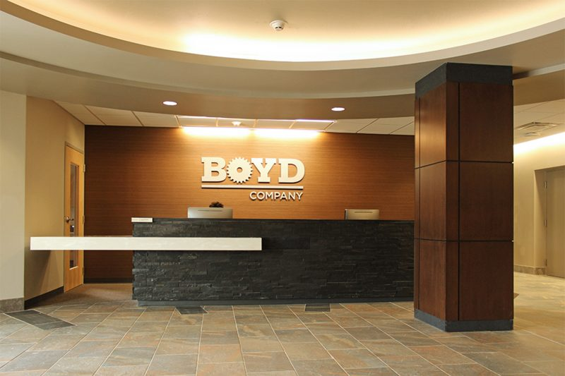 Boyd Headquarters