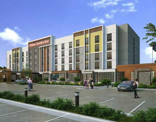 Hilton Garden Inn Prodigy Construction