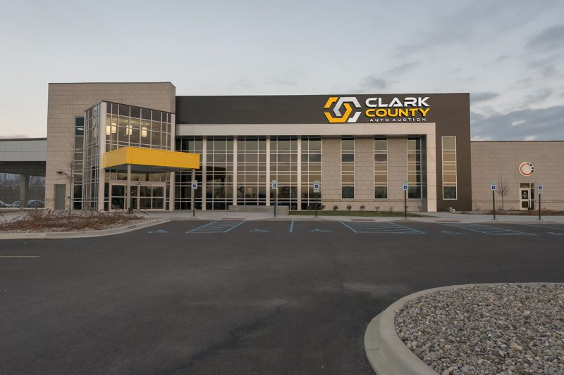 Clark County Auto Auction