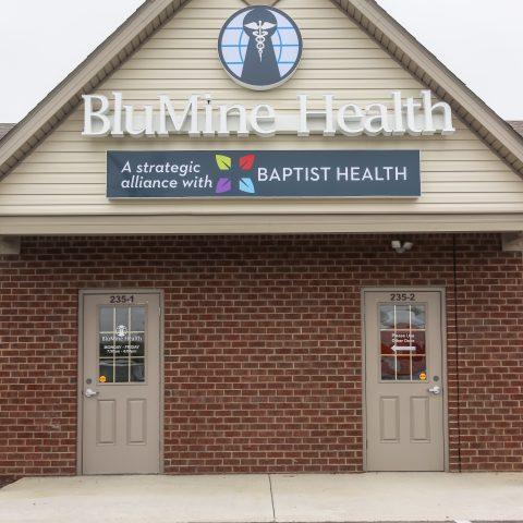 BlueMine Health